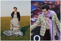 Harry Styles mặc váy: Cảnh sát đồng tính đẹp nhất màn ảnh là đây chứ đâu!