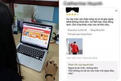 Những màn đối thoại muốn trầm cảm của người mua và chủ shop online