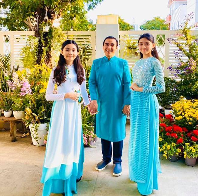 Chiều cao khác nào hoa hậu của con Quyền Linh, Việt Hương, Hồng Đào-5
