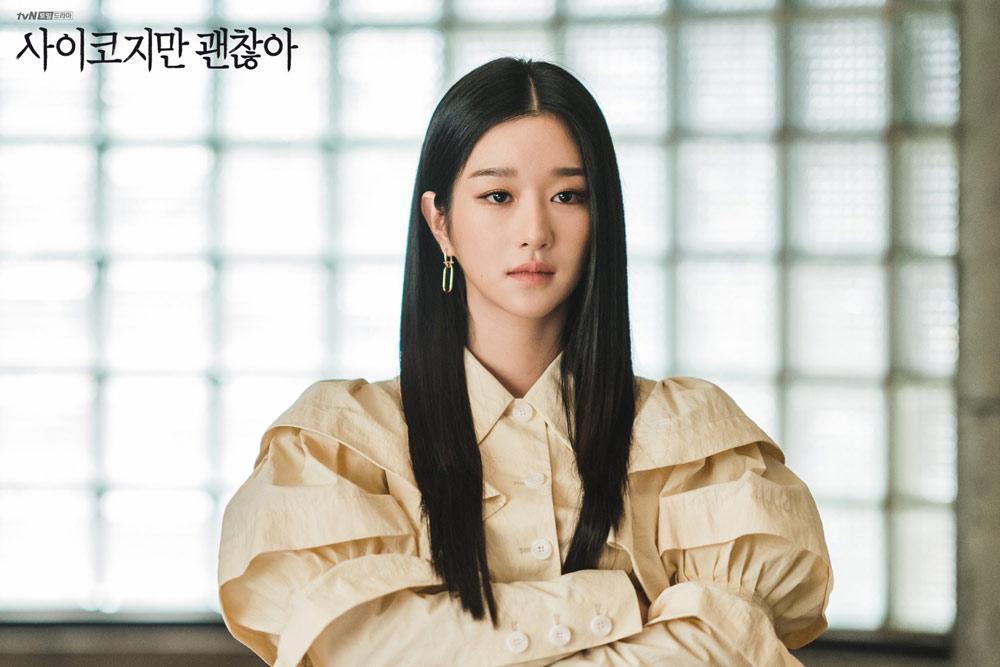 Điên nữ Seo Ye Ji cân đẹp mọi kiểu tóc nhờ gương mặt bé bằng bàn tay-8