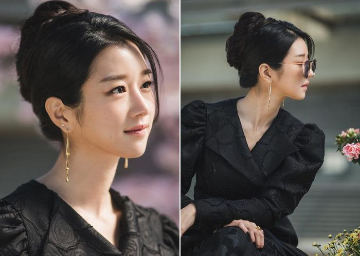 Điên nữ Seo Ye Ji cân đẹp mọi kiểu tóc nhờ gương mặt bé bằng bàn tay-13