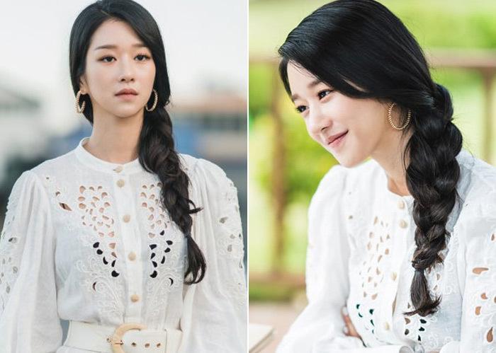Điên nữ Seo Ye Ji cân đẹp mọi kiểu tóc nhờ gương mặt bé bằng bàn tay-12