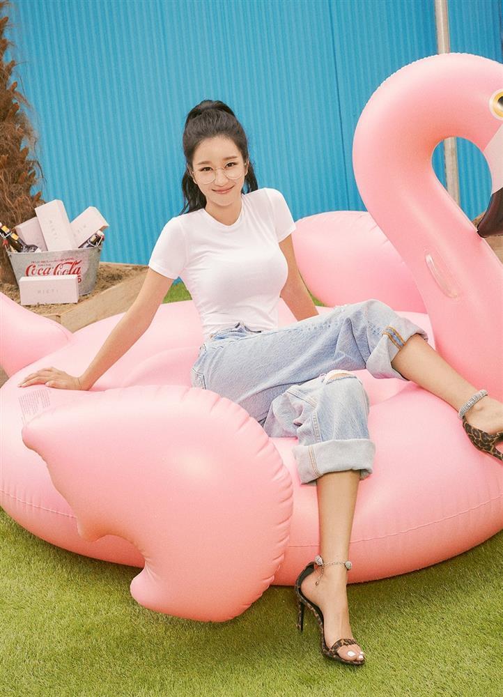 Điên nữ Seo Ye Ji cân đẹp mọi kiểu tóc nhờ gương mặt bé bằng bàn tay-4