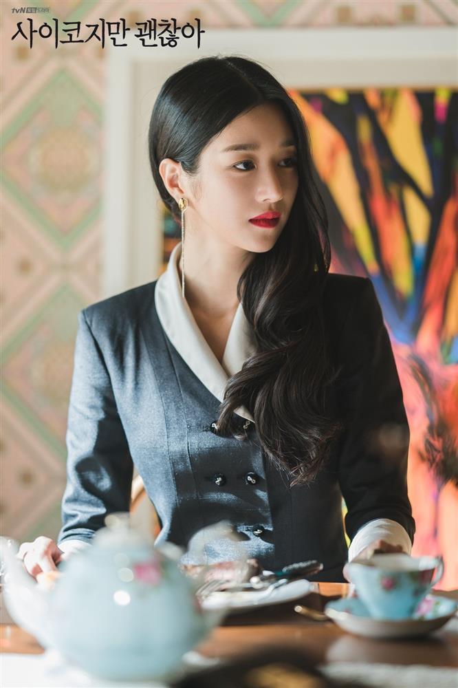 Điên nữ Seo Ye Ji cân đẹp mọi kiểu tóc nhờ gương mặt bé bằng bàn tay-6