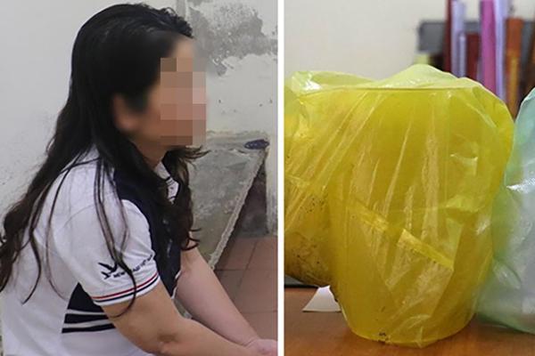 Vụ người phụ nữ bị tạt axit vào mặt: Chính thất bị tiểu tam ghen ngược-1