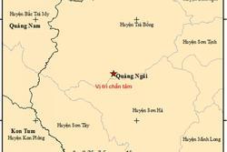 Có ít nhất 4 trận động đất xảy ra liên tiếp chỉ trong 2 ngày