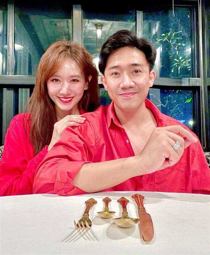 Hari Won: Tôi muốn con mình có cái đầu giống bố-4