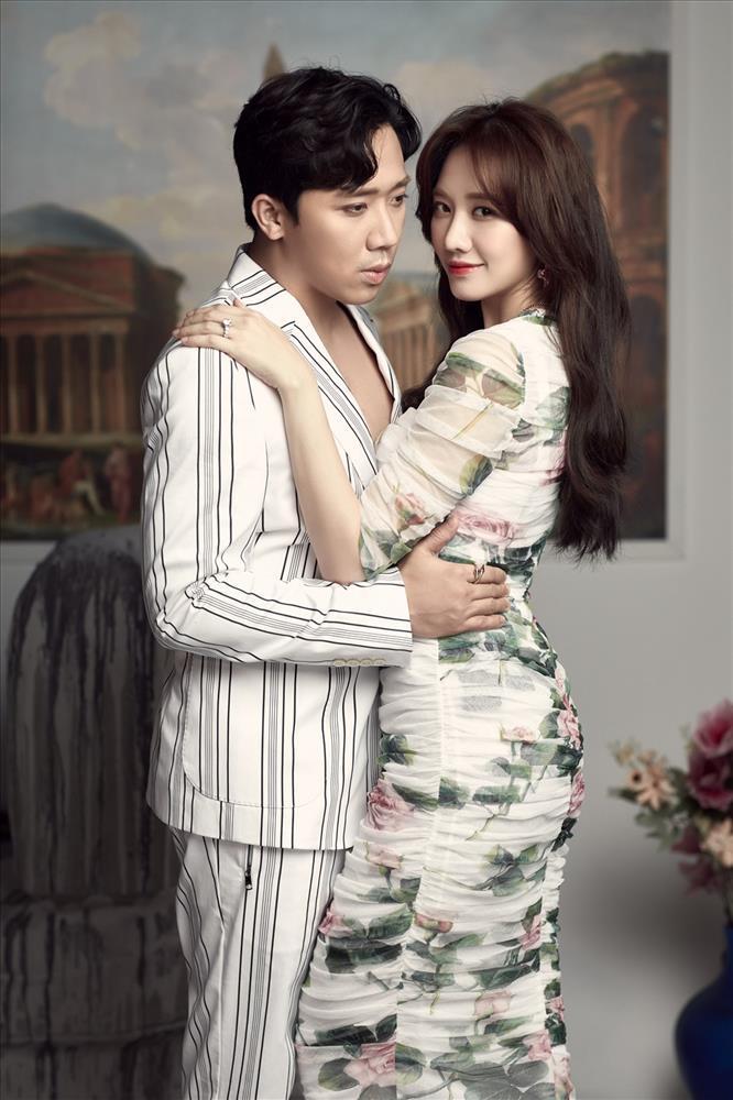 Hari Won: Tôi muốn con mình có cái đầu giống bố-1