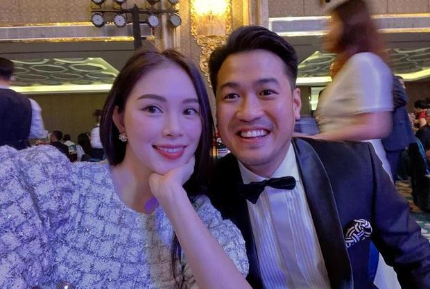 Linh Rin khoe ảnh bố chồng tỷ phú: Quá nhiều nhan sắc và tiền bạc trong 1 bức ảnh!-2