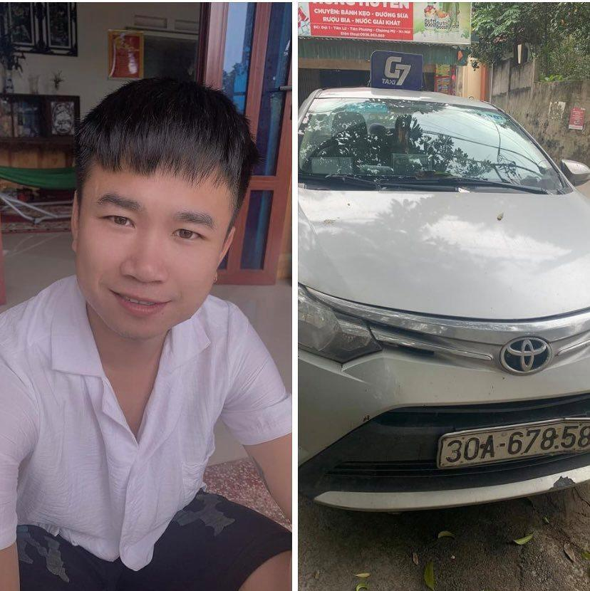 Đạp xe từ Hải Dương lên Hà Nội, bé gái 13 tuổi bị lạc và hành động bất ngờ của tài xế taxi-1