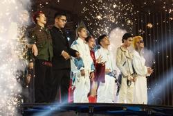Rap Việt All-star: Fan 'quẩy' hết nấc với GDucky, đến Dế Choắt thì... ngồi im