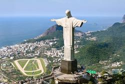 Brazil xây tượng Chúa Jesus cao thứ 3 thế giới