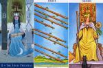 Bói bài Tarot: Rút 1 lá bài để biết tháng 3 âm công việc có suôn sẻ?
