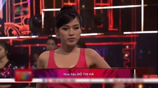 Hoa hậu, Á hậu liên tiếp mắc lỗi lộ hàng trên sóng truyền hình-1