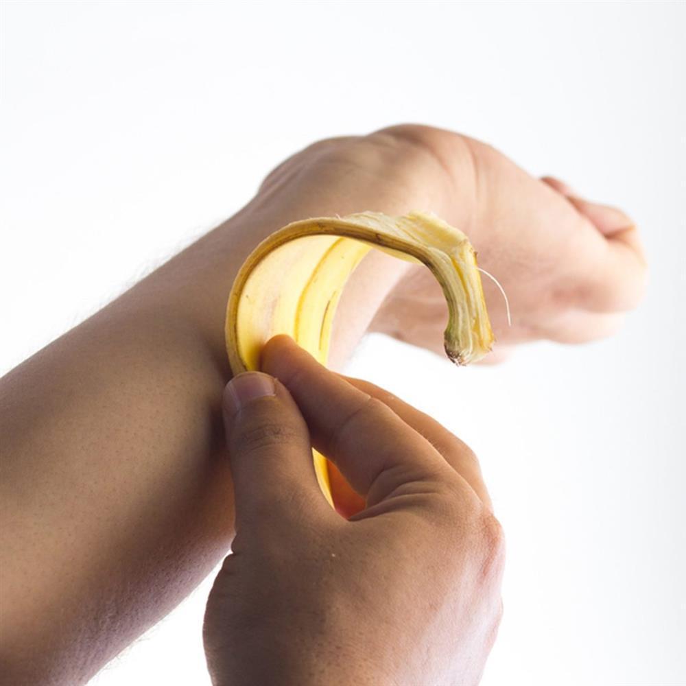 Vỏ chuối giúp trị mụn và nếp nhăn thế nào?-3