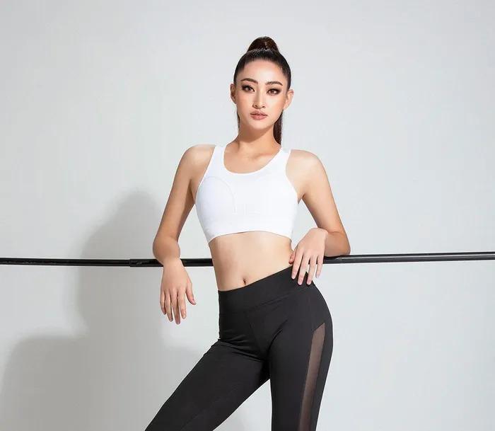 Lương Thùy Linh: Tôi ước được diễn tại show Victorias Secret-7