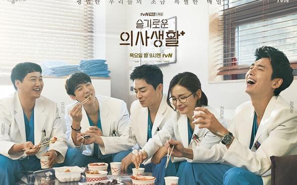 Hospital playlist 2 đối đầu Penthouse 3, drama y khoa thắng cuộc chiến thượng lưu?-4