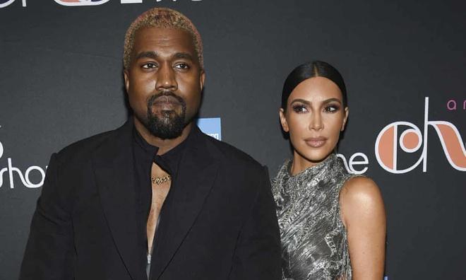 Kanye West đòi quyền nuôi con với Kim Kardashian-1