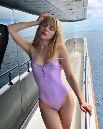 Nữ người mẫu kể bị ép chụp ảnh khỏa thân ở Dubai-1
