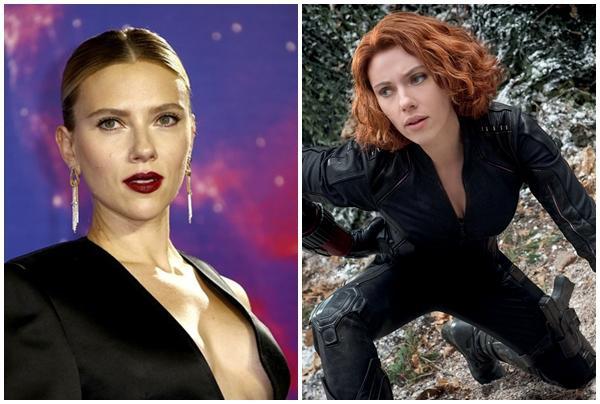 Cái Tý Scarlett Johanson rơi lệ khi kể về tấm vé vớt cho vai Black Widow-1