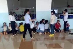 Hàng chục công nhân đau đầu, nôn ói phải nhập viện sau bữa trưa