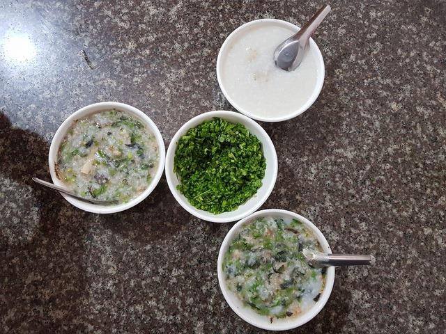 Kỳ lạ món cháo có độc chỉ ăn buổi tối, vị đắng ngắt ở Hà Giang-2