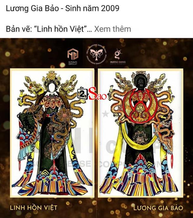 Miss International Queen Việt Nam ăn cắp mẫu Miss Universe?-3