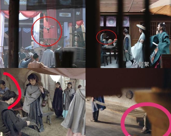 Khi ê-kíp phim cổ trang Trung Quốc nghèo nàn và dễ dãi-2