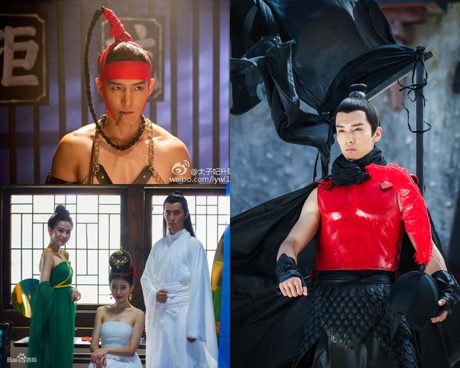 Khi ê-kíp phim cổ trang Trung Quốc nghèo nàn và dễ dãi-4