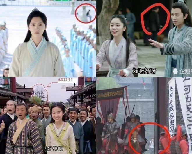 Khi ê-kíp phim cổ trang Trung Quốc nghèo nàn và dễ dãi-5