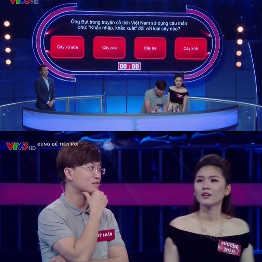 Dàn sao Việt lộ kiến thức tả tơi rơi rụng khi chơi gameshow-3