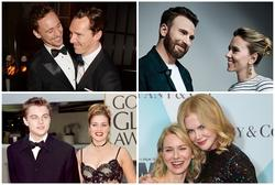 Những tình thân 'cây chuối, cây khế' hiếm có khó tìm ở Hollywood