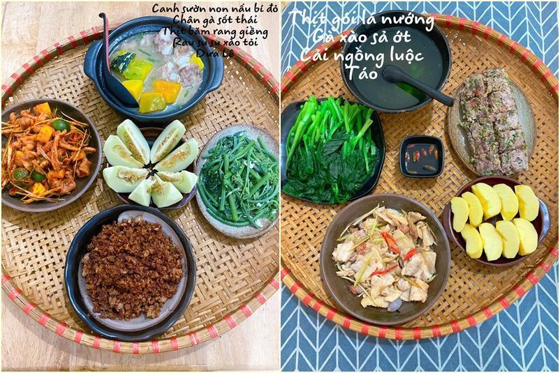 Vợ đảm nấu cơm bình dân nhưng cả nhà thích mê, bữa ăn lúc nào cũng hết veo-3