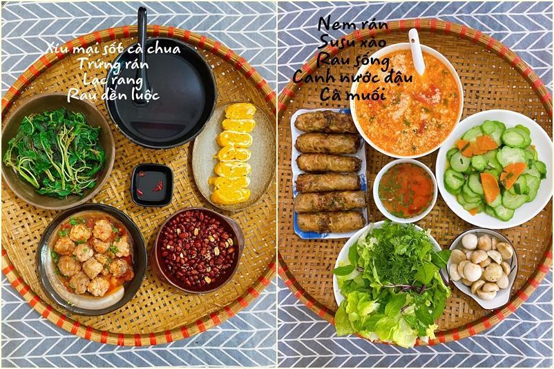 Vợ đảm nấu cơm bình dân nhưng cả nhà thích mê, bữa ăn lúc nào cũng hết veo-5