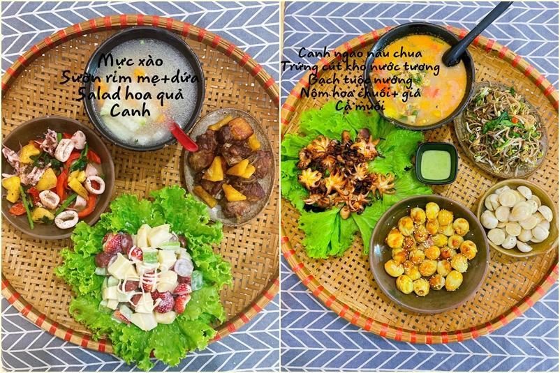 Vợ đảm nấu cơm bình dân nhưng cả nhà thích mê, bữa ăn lúc nào cũng hết veo-7