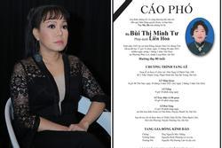 Mẹ chồng Việt Hương qua đời