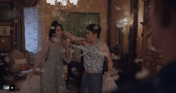 Seo Ye Ji bị bóc quá khứ bạo lực, netizen đào mộ gấp loạt cảnh đánh người ở phim cũ-4