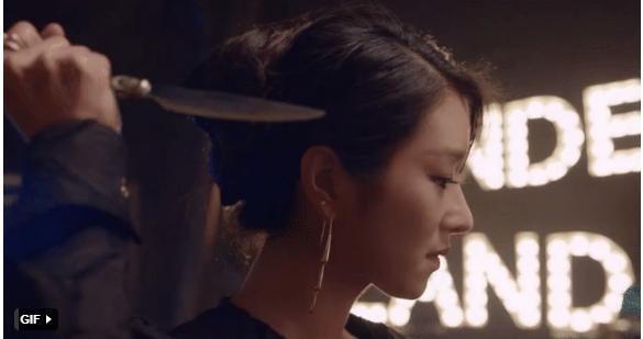 Seo Ye Ji bị bóc quá khứ bạo lực, netizen đào mộ gấp loạt cảnh đánh người ở phim cũ-5
