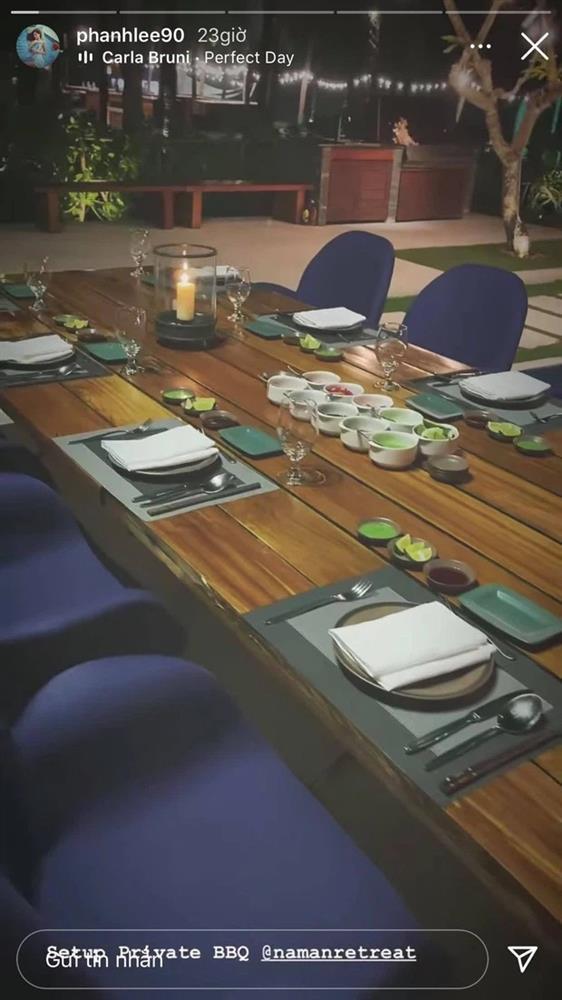 Ai cũng ước có người bạn lấy chồng giàu như Phanh Lee: Được ăn ngon, ở resort đẹp-2