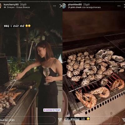 Ai cũng ước có người bạn lấy chồng giàu như Phanh Lee: Được ăn ngon, ở resort đẹp-3