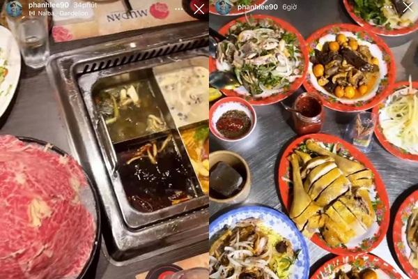 Ai cũng ước có người bạn lấy chồng giàu như Phanh Lee: Được ăn ngon, ở resort đẹp-5