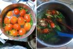 Ra mắt nhà bạn trai, nấu canh cà chua, cô gái khiến dân mạng 'hốt'