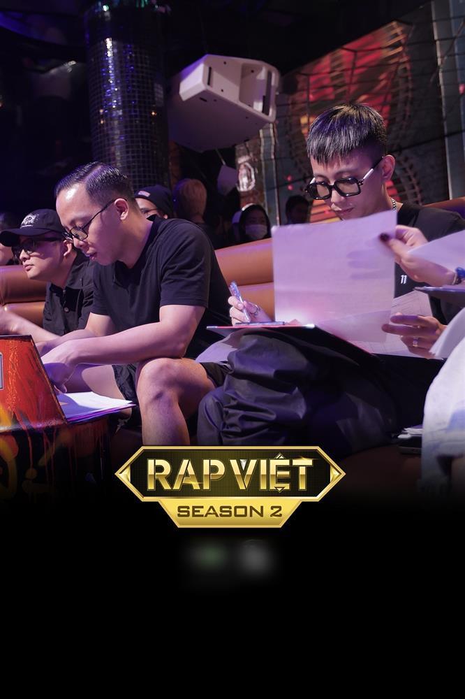 Mới casting ngày đầu, Rap Việt mùa 2 đã quy tụ toàn quái vật lừng danh-3
