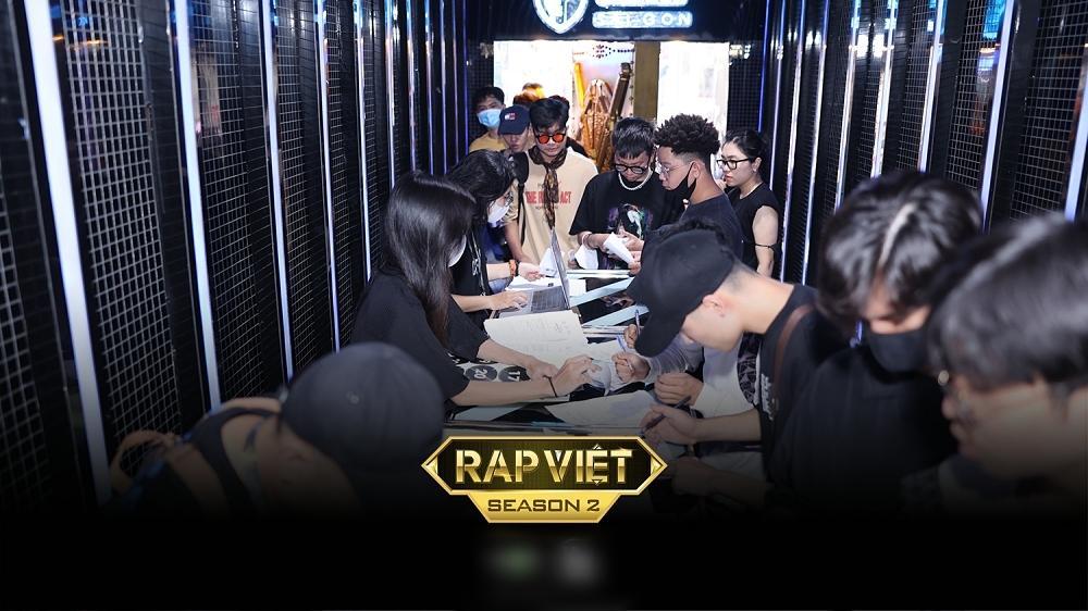 Mới casting ngày đầu, Rap Việt mùa 2 đã quy tụ toàn quái vật lừng danh-2