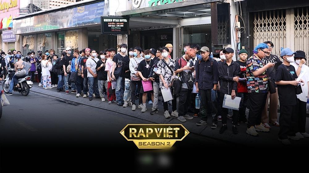 Mới casting ngày đầu, Rap Việt mùa 2 đã quy tụ toàn quái vật lừng danh-1