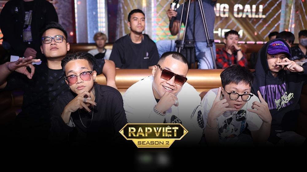 Mới casting ngày đầu, Rap Việt mùa 2 đã quy tụ toàn quái vật lừng danh-4