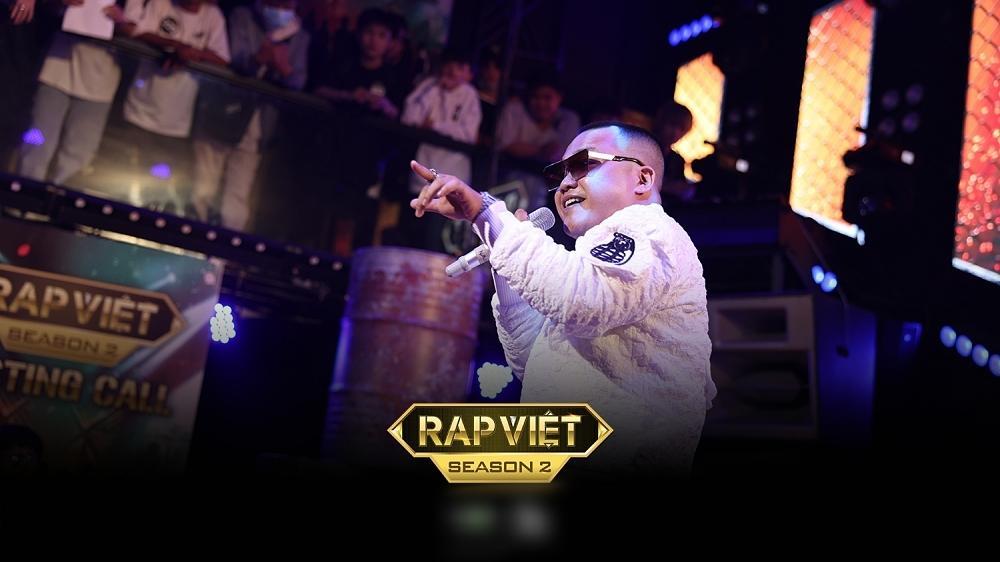 Mới casting ngày đầu, Rap Việt mùa 2 đã quy tụ toàn quái vật lừng danh-5