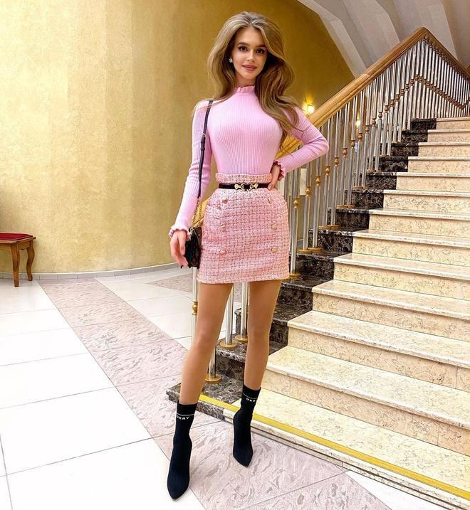 Hoa hậu Hoàn vũ Nga chê bai nhan sắc đối thủ-1