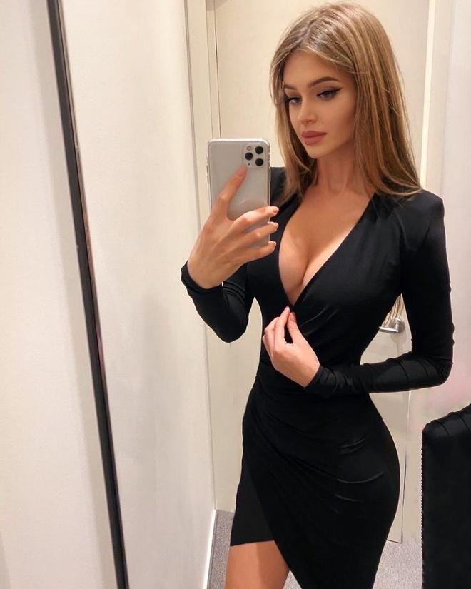 Hoa hậu Hoàn vũ Nga chê bai nhan sắc đối thủ-2