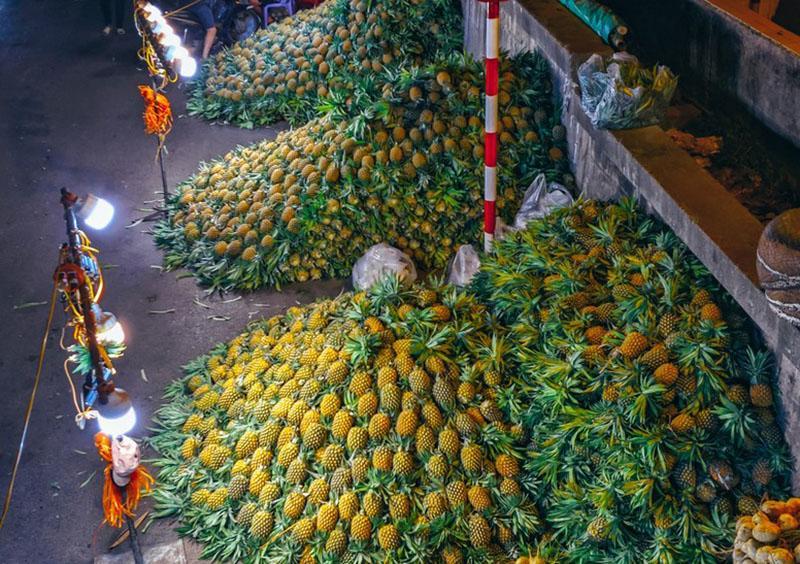 Bộ ảnh: Khám phá Hà Nội về đêm với chợ Long Biên không ngủ-4